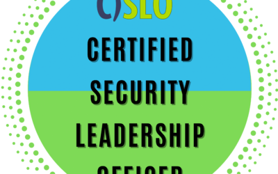 Certified Security Leadership Officer (CSLO)
