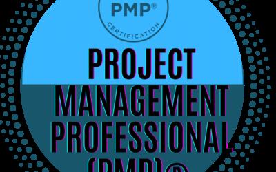 Project Management Professional (PMP)®-Virtual Class