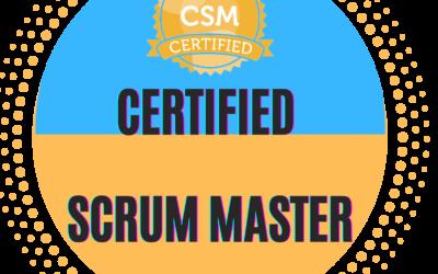 Scrum Master® (CSM) Training