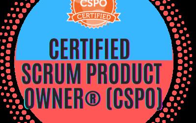 Scrum Product Owner® (CSPO) Training