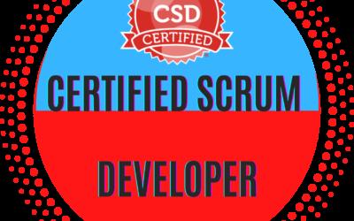 Scrum Developer® (CSD) Training