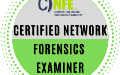 Certified Network Forensics Examiner- Elearning