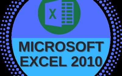 Microsoft Excel 2010- Basic to Advance Level