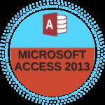 micorsoft acess 2013 logo