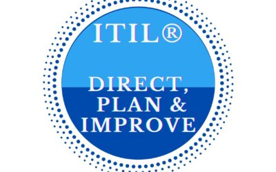 ITIL®4 Specialist Direct, Plan and Improve + Official Exam