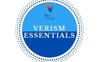 VeriSM™ Essentials Training