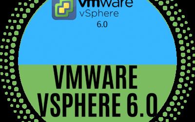 VMware vSphere 5.5 Training
