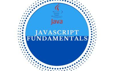 Introduction To Javascript Fundamentals