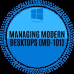 Managing Modern Desktops LOGO FOR LPT