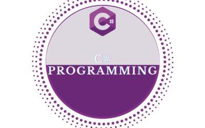 C# Programming – Beginner to Advance Level