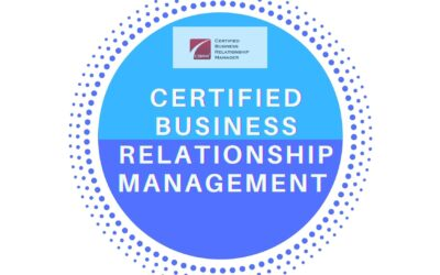 Certified Business Relationship Manager (CBRM®)