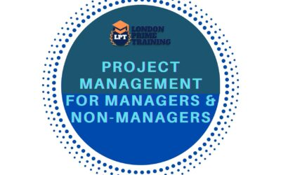 Project Management For Managers & Non-Managers Training