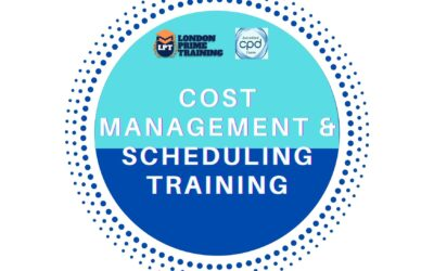 Cost & Scheduling Management Training