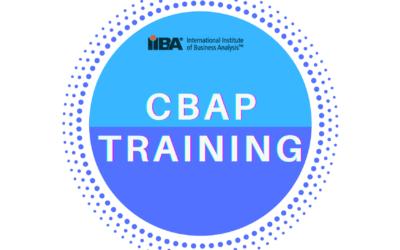 Certified Business Analysis Professional (CBAP®) Training