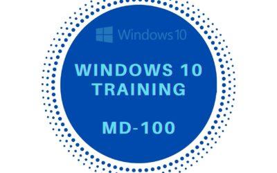 Windows 10 (MD-100 Exam Prep)