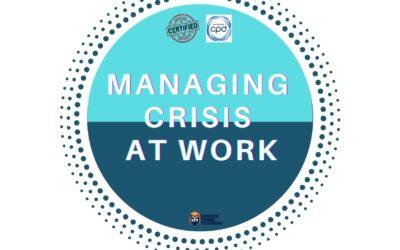 Managing Crisis At Work